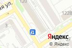 Схема проезда до компании Алтай-проектстрой в Барнауле