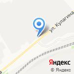 АСМ Ограждение на карте Барнаула