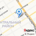 Управление ветеринарии Алтайского края на карте Барнаула