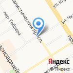 Лига-Пресс на карте Барнаула