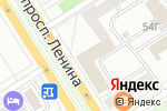Схема проезда до компании Платежный терминал, Почта России, ФГУП в Барнауле