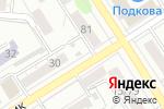 Схема проезда до компании Мастерская по изготовлению ключей и ремонту одежды в Барнауле