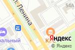 Схема проезда до компании Почтовое отделение №68 в Барнауле