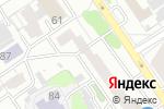 Схема проезда до компании Финаудит в Барнауле