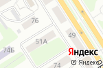 Схема проезда до компании Алмаз-Ломбард в Барнауле