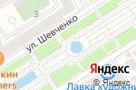 Схема проезда до компании Юлмарт в Барнауле