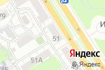 Схема проезда до компании СамКолбаС в Барнауле