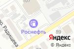 Схема проезда до компании Amigo в Барнауле