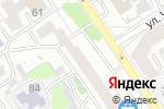 Схема проезда до компании АСК в Барнауле
