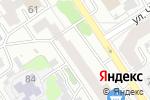 Схема проезда до компании Пекин в Барнауле