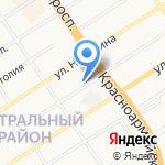 Барнаул-Свадьба.ру на карте Барнаула