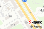 Схема проезда до компании iShop в Барнауле