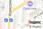 Схема проезда до компании Алтайский каравай в Барнауле