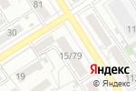 Схема проезда до компании Сладости для радости в Барнауле
