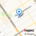 А.DEF на карте Барнаула