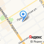 Агентство Помощи Бизнесу на карте Барнаула