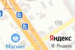 Схема проезда до компании Никитинский в Барнауле