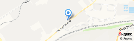 ЗаГрад на карте Барнаула