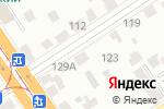 Схема проезда до компании Энергетик, МУП в Барнауле