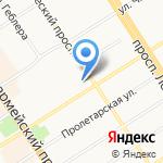 RAUM PRINT на карте Барнаула