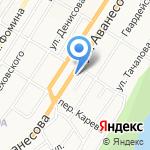 Гриль-Алтай на карте Барнаула