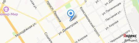 Сайтдлябизнеса.рф на карте Барнаула