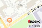 Схема проезда до компании ДОН в Барнауле
