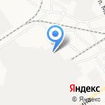 Металлургия на карте Барнаула