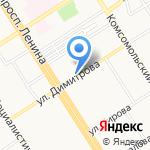 Ланч на карте Барнаула