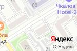 Схема проезда до компании Верде Декор в Барнауле