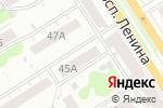 Схема проезда до компании Сеть парикмахерских эконом-класса в Барнауле