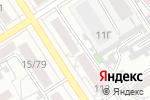 Схема проезда до компании ПолиграфычЪ-Алтай в Барнауле