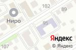 Схема проезда до компании Артизан в Барнауле