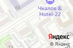 Схема проезда до компании Модная пряжа в Барнауле