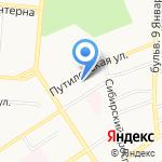Международный колледж сыроделия на карте Барнаула