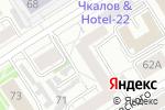 Схема проезда до компании Златоград в Барнауле