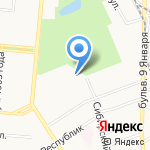 Авто-Шанс на карте Барнаула
