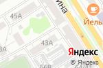 Схема проезда до компании Wearzilla в Барнауле