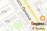 Схема проезда до компании Платежный терминал, Банк ВТБ 24, ПАО в Барнауле