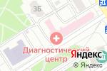 Схема проезда до компании Диагностический центр Алтайского края в Барнауле