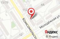 Схема проезда до компании АГРОХОЛДИНГ ЮРМА в Новых Тренькасах