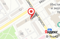 Схема проезда до компании Билдинг Медиа Груп в Барнауле