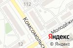 Схема проезда до компании Почтовое отделение №38 в Барнауле