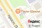 Схема проезда до компании mama, ya poel в Барнауле