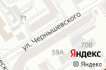 Схема проезда до компании Магистр в Барнауле