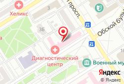 Диагностический центр Алтайского края в Барнауле - Комсомольский проспект, 75а: запись на МРТ, стоимость услуг, отзывы