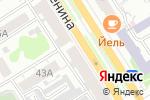 Схема проезда до компании Сумка-Стиль в Барнауле