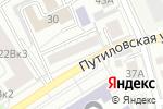 Схема проезда до компании Управление МВД России по г. Барнаулу в Барнауле