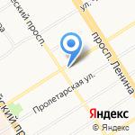 Мы и здоровье на карте Барнаула