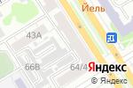 Схема проезда до компании Алтайский лен в Барнауле